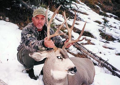 Hunt Wyoming Mule Deer with Wolverine Creek Outfitters